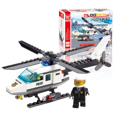 Aircraft Airplane Building Blocks DIY  102pcs