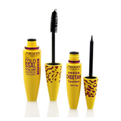 Professional Make up Eye liner Set Black Mascara + Liquid Eyeliner