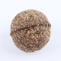 Cat Toy Natural Catnip Ball, Menthol Flavor, Cat Treats, Edible Cats-go-crazy Ball Brinquedos