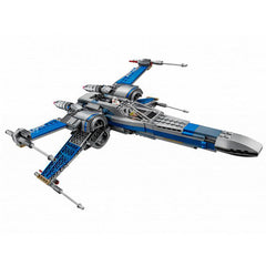 Star Wars First Order Poe's X-wing Fighter Building Blocks
