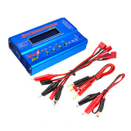 iMAX B6 Lipo NiMh Li-ion Ni-Cd RC Battery Balance Digital Charger Discharger C1