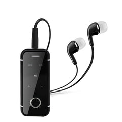 ANBES Bluetooth Headset Clip On EarphonesBluetooth Headset With MIC