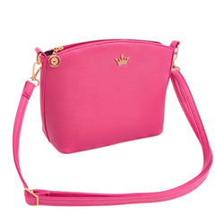 Feitong Famous Bag Women Ladies PU Leather Messenger Shoulder Shell Bag Female