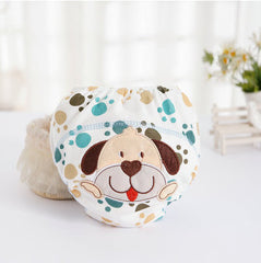 1Pcs Cute  Baby  Diapers Reusable Nappies Cloth Diaper