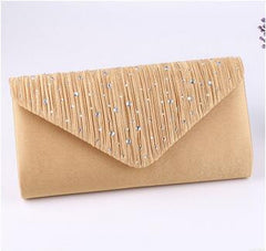 Packet Day Clutches Hand Chain  Socialite Ladies Handbags Dinner Wedding Party Evening Bag