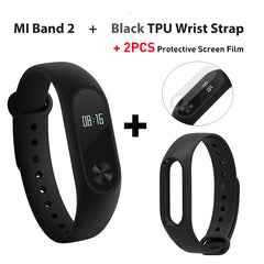 Xiaomi Mi Smartband 2 OLED display monitor Bluetooth 4.0 fitness tracker