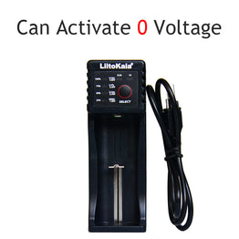 Liitokala Lii-100 1.2 V / 3 V / 3.7 V / 4.25V Rechargeable products all shapes and sizes
