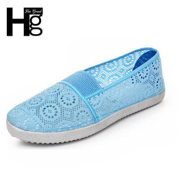 HEE GRAND Soft Insole Ladies Flat Shoes