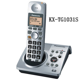 Digital telephone 1.9 GHz DECT 6.0  Cordless telephone