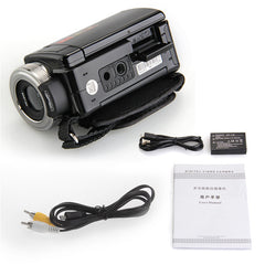 16MP Digital HD 720P Photo Video Camcorder