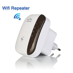 Wireless-N Wifi Repeater 802.11n/b/g Router 300Mbps Wi-fi Signal Amplifier