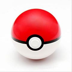 Pokemon Trainer Pokeball With Random Pikachu Action Figures 4Pcs/Set 7CM