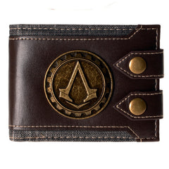 Assassins Creed wallets Monedero de la Cartera  DFT-1479