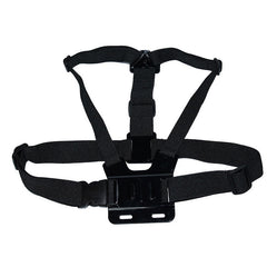 Action Camera Accessories Set Head Strap Chest Belt Package