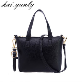 High Quality PU Leather Shoulder Bag for Ladies