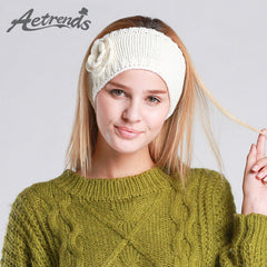 AETRENDS Winter Knitting Hair Band Turban Hair Accessories for Women