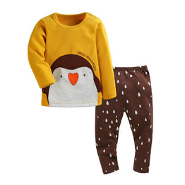 Yaoyao Bear New Year Long Sleeve Homewear T-Shirt + Pants Clothing set