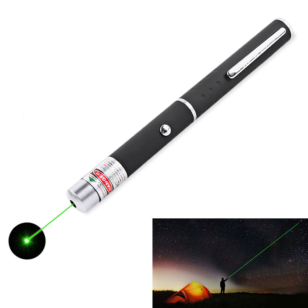 Laser Pointer 5mW Powerful 500M Professional Lazer pointer With 2*AAA Battery For Teaching