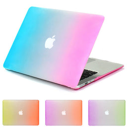 Rainbow Crystal Hard Case For Apple Macbook Air 13 Retina 12 13 15
