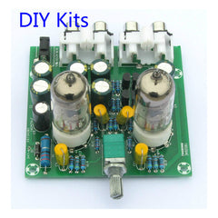 Fever 6J1 tube preamp amplifier board valve DIY