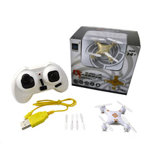 Kawaii MINI RC Helicopter/Quadcopter 4CH 2.4GHz Headless Drone Mode vs CX-10 CX10