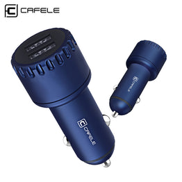 Car Charger Dual USB output 3.4A fast charging  DC 12-24V