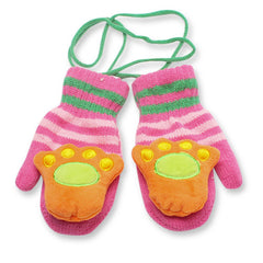 Baby Gloves Winter Boy Girl Gloves Thick Glove Warm Fleece Mittens
