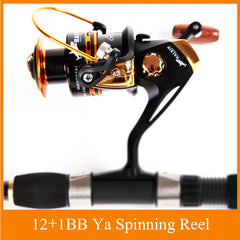 12+1 Bearing Balls Spinning reel fishing reel casting reel lure tackle line