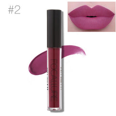 FOCALLURE Women Sexy Matte Lip Stick Waterproof Long Lasting Liquid