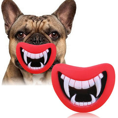 Pig Demon 2 Style Pet Dog Toy Treat Training Chew Sound Activity Toy Puppy