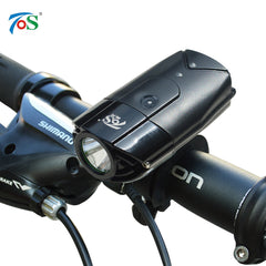 Bike Front Light Bicycle LED Head Light USB Rechargeable Accessories