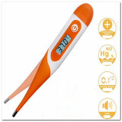 Child soft head digital thermometer for Children household adult baby