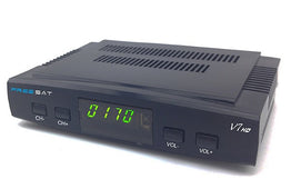 V7 DVB-S2  with 1 Year Europe CCCAM 3 and 1 USB WIFI Satellite TV Receiver
