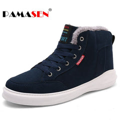 Fashion Winter Rubber Boots for Men