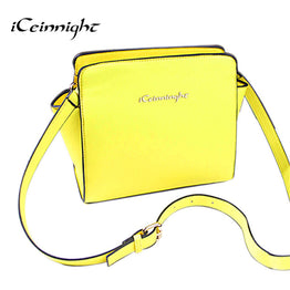 iCeinnight nylon designer luxury crossbody bag for Women