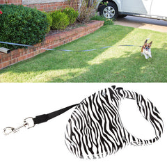 Auto Lead 3/4 Meter Long Extension Traction for Puppy Dog