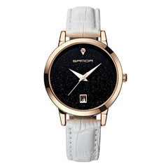 SANDA Wrist Women Watches Ladies Luxury Brand Famous Quartz Watch Female