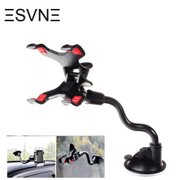 Universal phone car holder Long Arm Windshield Mount Bracket Stand with Suction Cup
