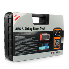 Foxwell NT630 Automotive Scanner Pro ABS SRS Airbag Crash Data Reset Car Diagnostic Tool