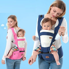 Mochila Newborn 3 to 48 M Infant Kangaroo Baby Backpack / Carrier