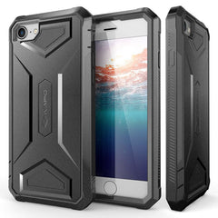 Full-body Protection Phone Cases Built-in Screen Protector For iPhone 7 Case Cover