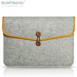 Soft Sleeve Case Bag For Macbook Laptop AIR PRO Retina 11 13 15 inch