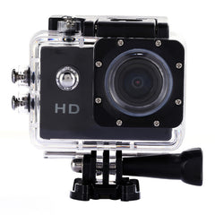 Full HD 30M AVI Waterproof Action Camera