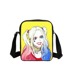 3D Women Epoch Fashion Teenage Girls Crossbody Bags For Women Black Shoulder Bags