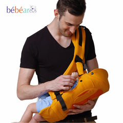 4 in 1 posture Multifunction Ergonomic Baby Carrier