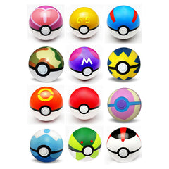 Pokeball Pokemon ABS Figures Toy 7cm