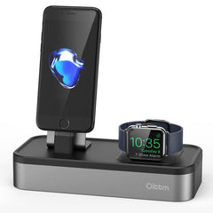Watch Stand [3 in 1 Charger Dock] 3-Port USB Power Charging Station fpr apple
