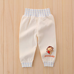 Animals Print  Cotton Warm Baby Pants / Trousers