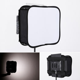 Softbox Diffuser Light Panel Foldable Portable Soft Filter