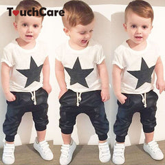 Fashionable Roupa Design Clothing for Baby Boys